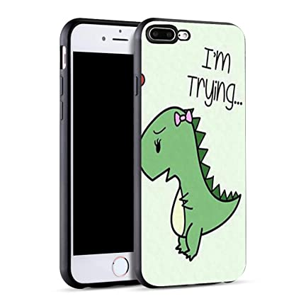Amazon.com: I Love You Dinosaur Case for iPhone 6s Case Best ...