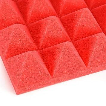 Seasonaliy Schaum Brett Pyramiden Form Schallschutz Tapete Schlafzimmer  Wohnzimmer Wand