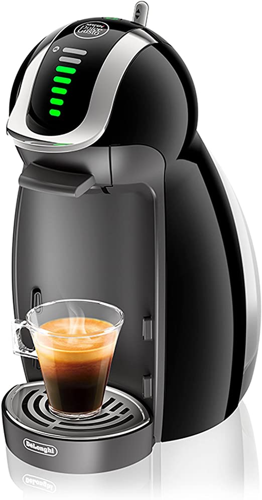 Delonghi Dolce Gusto Genio - Máquina de café (15 Bar), color negro ...
