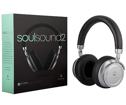 b54d079aaec Paww SoulSound 2 Headphones - Over Ear Bluetooth Wireless Headphones - Bass  Boost Button - 17