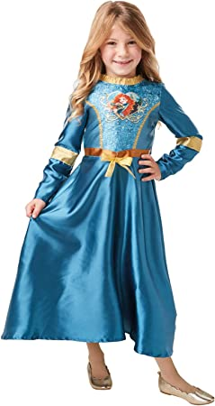 Rubies - Disfraz de princesa Disney con lentejuelas, talla pequeña ...