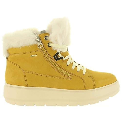 Geox D Kaula B ABX D, Zapatillas Altas para Mujer: Amazon.es: Zapatos y complementos