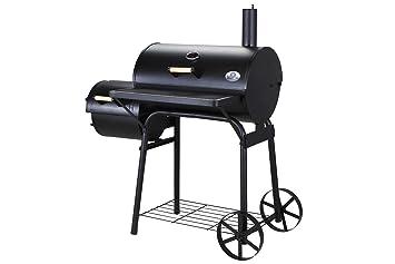 miweba BBQ Ahumador & Carbón vegetal Barbacoa