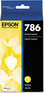 Epson DURABrite Ultra 786 Ink Cartridge - Yellow