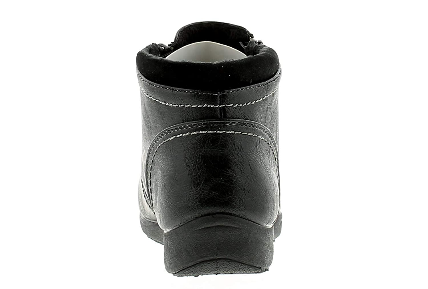 Ever So Soft - Botas para mujer negro negro 42: Amazon.es: Zapatos y complementos