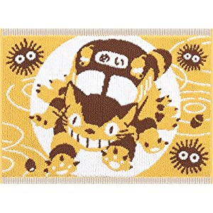 durable service Studio Ghibli Neighbor Totoro Neko-Bus Bathroom Mat Floor Mat 59385