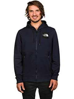 d57abf658c4 North Face Black Label Fine Zip Hoody X Large Bright Cobalt Blue ...