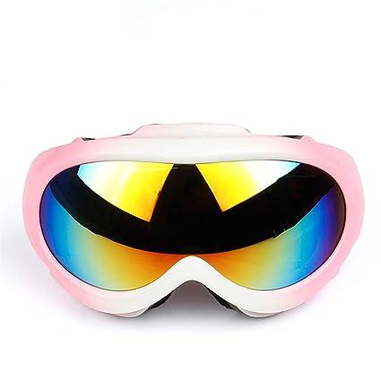 Road&Cool Gafas De Esquí Sol Máscara Niño Niña Antiniebla ...