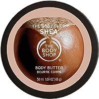 The Body Shop Shea Body Butter för mycket torr hud ~ 50 ml ny och förseglad