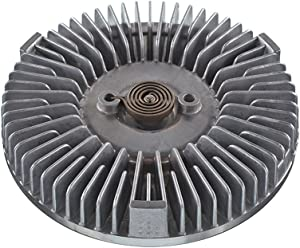 A-Premium Engine Cooling Fan Clutch Replacement for Ford F-100 F-150 F-250 F-350 Chevrolet Corvette Blazer C10 G20 K30 R3500 V1500 Suburban GMC C/K Jimmy