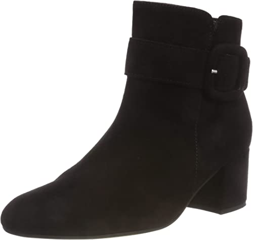 beauty brand new latest fashion Amazon.com | Gabor Women's Capri Chunky Buckle Detail Ankle Boots ...
