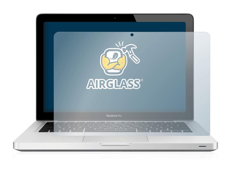 Flessibile 9H AirGlass Vetro Prottetivo BROTECT Pellicola Vetro Compatibile con Apple MacBook PRO 13 2012