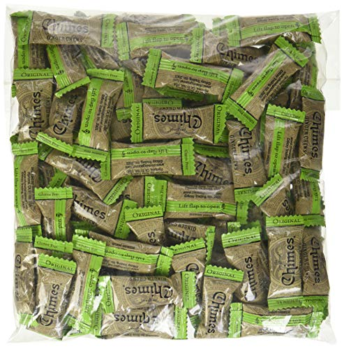 (Chimes Original Ginger Chews, 1-pound bag)