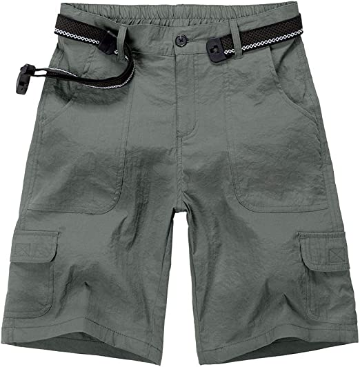 Cycorld-Womens-Hiking-Shorts-Quick-Dry-Lightweight-Stretch-for-Outdoor-Camping-Travel-Cargo-Shorts