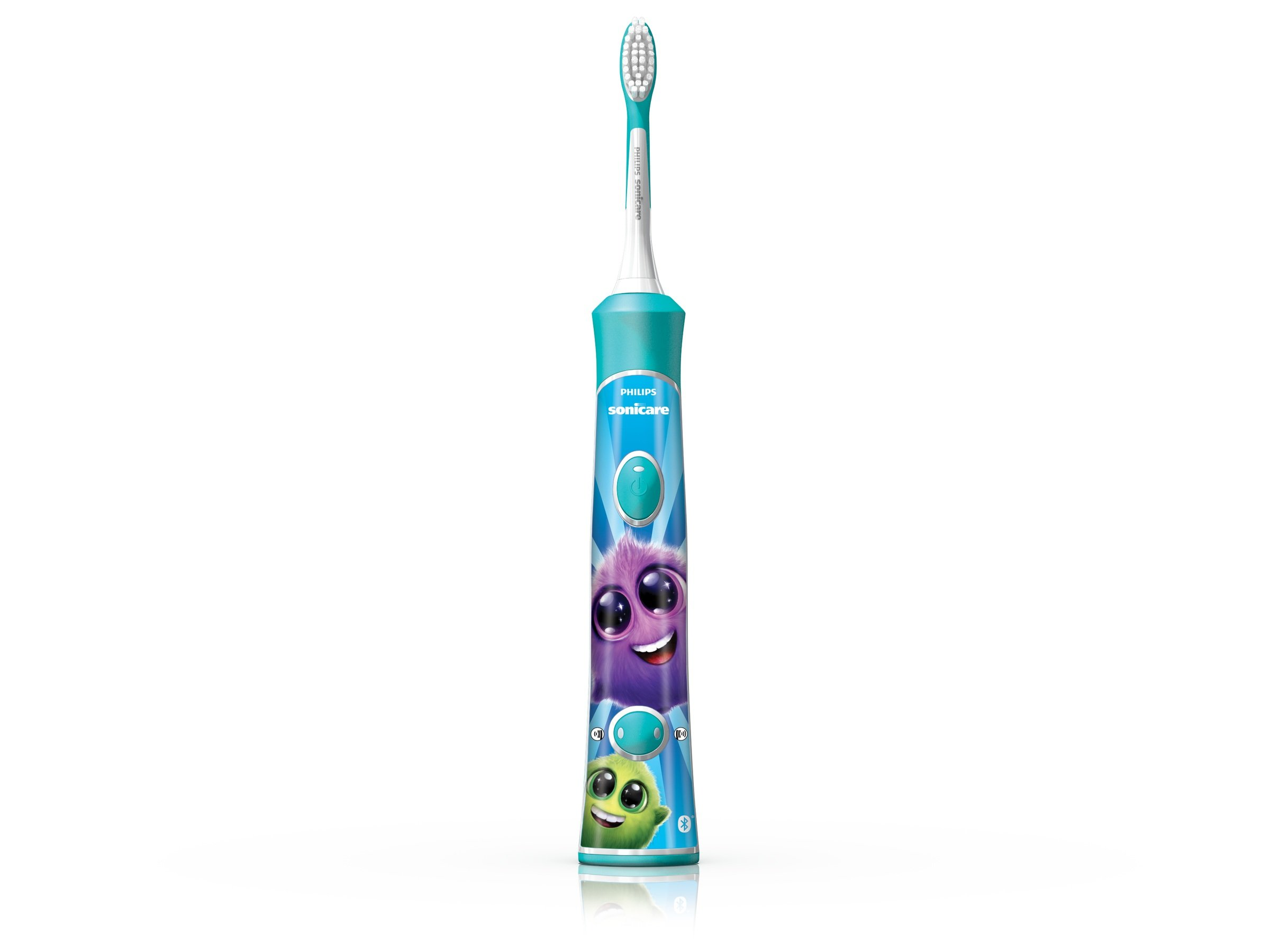 Philips Sonicare for Kids Bluetooth Connected Rechargeable Electric Toothbrush, HX6321/02 by Philips Sonicare (Image #7)
