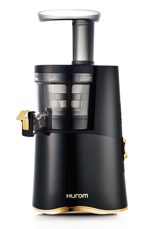 Hurom H-AA Series HAA BBD17 150-Watt Juicer (Black Gold)