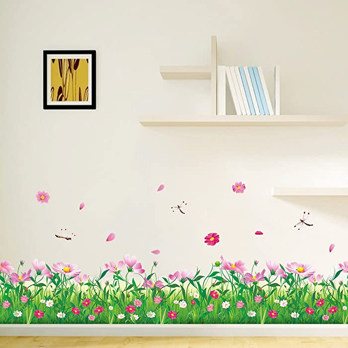 Top 9 Garden Wall Decal