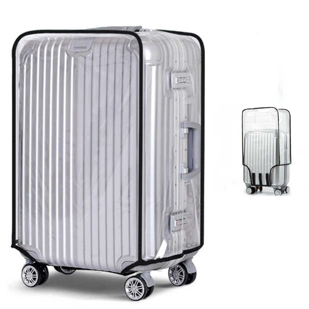 Gigabit Luggage Protector Case PVC Baggage Cover Suitcase Protective Cover by Gigabit (Image #1)