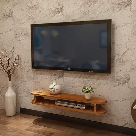 ZPWSNH Marco de pared decorativo Soporte para televisor Gabinete de entretenimiento Unidad de administración de ...
