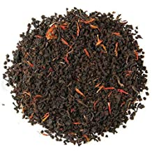 The Spice Lab No. 63 - Sugar Shack Smokey Maple Premium Gourmet Black Tea, 2 oz Resealable Bag