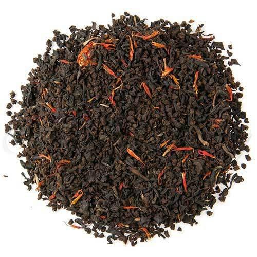 The Spice Lab No. 63 - Sugar Shack Smokey Maple Premium Gourmet Black Tea, 4 oz Resealable Bag