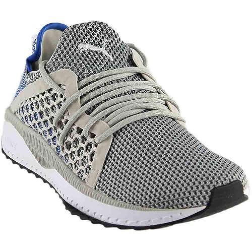 f4943d4055b1 Amazon.com  PUMA Mens Tsugi Netfit Junior Athletic   Sneakers Grey  Shoes