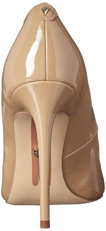 Sam Edelman Women's Danna Pump B07C9H1KPP 9 B(M) US Classic Nude Patent