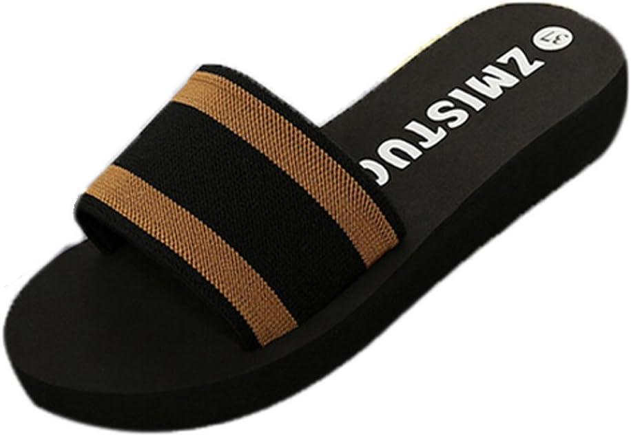 2DXuixsh Women Beach Sandal Bohemia Shoes Flower Crystal Sandals Roman Flat Casual Slippers