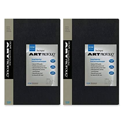 Itoya Art Profolio The Original Presentation Books 9