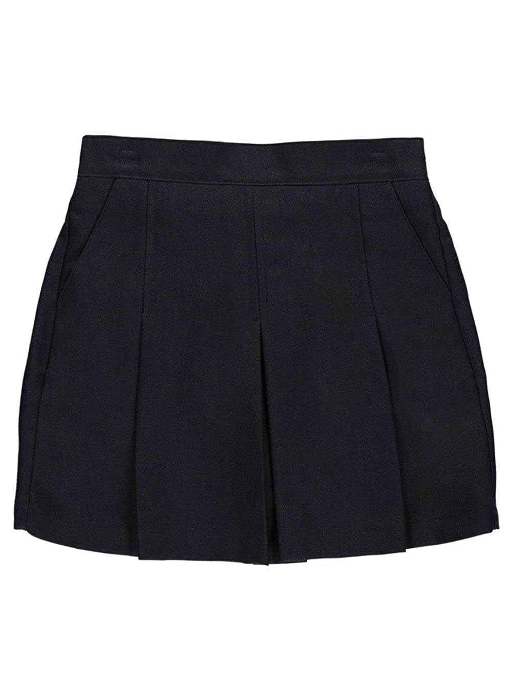 Nautica Big Girls' Kickpleat Scooter Skirt