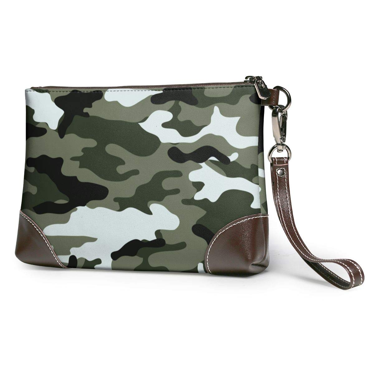 Camouflage Women's Leather...