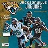 Turner Licensing Sport 2017 Jacksonville Jaguars Team Wall Calendar, 12''X12'' (17998011913)