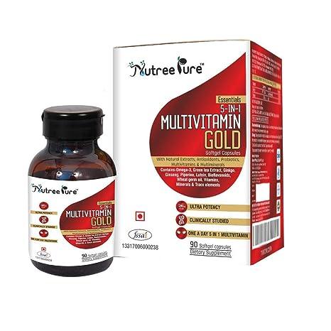 multivitamin med omega 3
