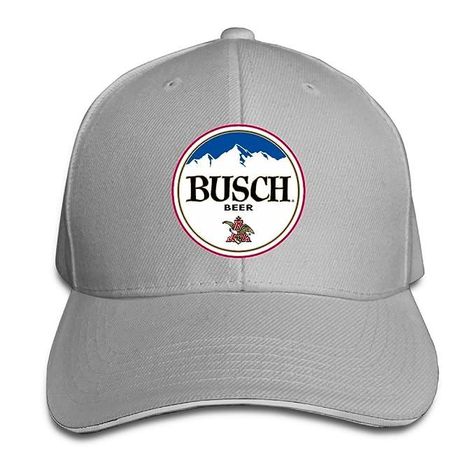 Amazon.com  Busch Light Beer Sandwich Visor Low Profile Pro Style Caps Ash   Clothing 3a3f4f913fa1