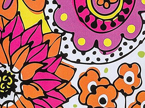 Doodle Garden 24''x417' by Nas