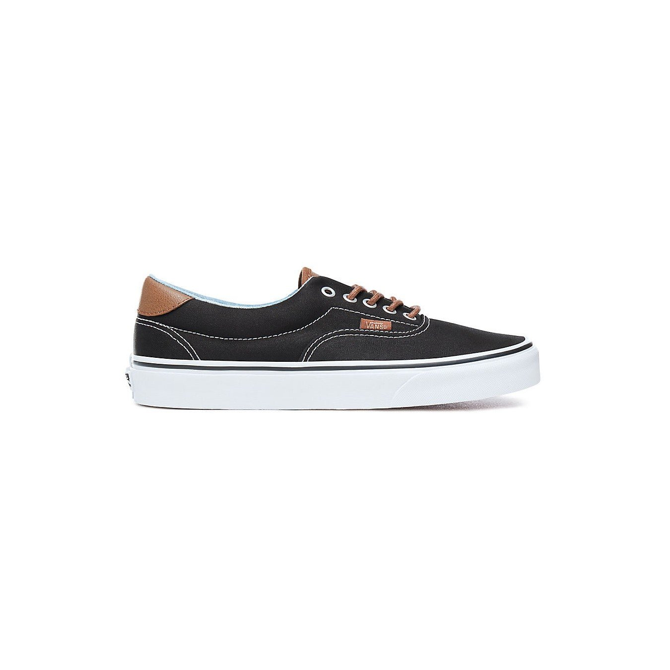25acbd6d29 Galleon - Vans Mens Era 59 (C L) Black Acid Denim Skateboarding Sneakers  4000591621 (10.5 Women   9 Men M US