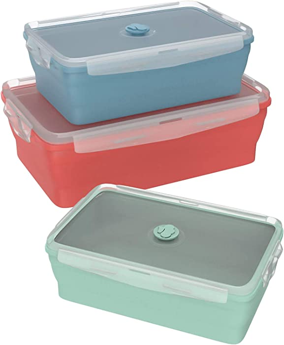 Top 10 Silicon Freezer Container