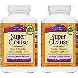Nature's Secret Super Cleanse Extra Strength Toxin Detox & Gentle Elimination Body Cleanse, Digestive & Colon Health…