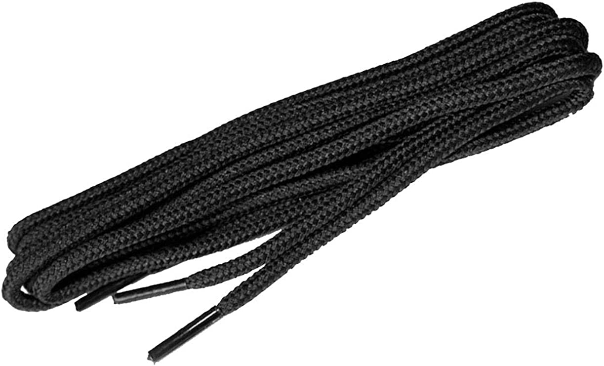 Grafters Strong Black 210cm Shoe Laces