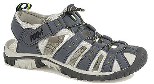 PDQ - Zapatillas para hombre, color Beige, talla 44