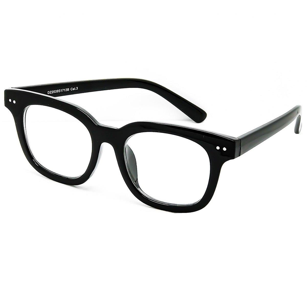 Kiss Brillen in neutralen STIL MOSCOT mod. BOXER - herren damen ...