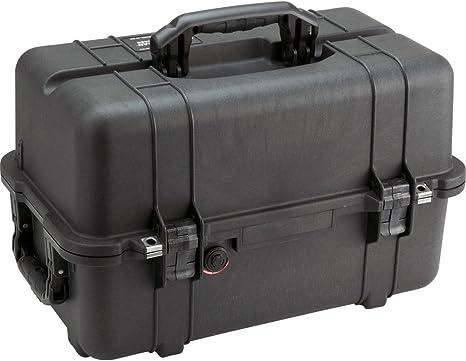 Pelican 1460 Briefcase/Classic Case Negro - Caja (Briefcase/Classic Case, Negro, 323 mm, 324 mm, 529 mm, 5,66 kg): Amazon.es: Informática