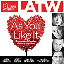 As You Like It Performance by William Shakespeare Narrated by Lynn Collins, Alexis Jacknow, Jeff Gardner, Stacy Keach, James Marsters, André Sogliuzzo, Summer Spiro, James Waterson, Jules Wilcox, Matthew Wolf