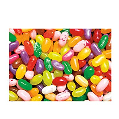 Jigsaw Puzzles 100 Pieces for Adults Home Decoration Candy Pattern Children Floor Jigsaw Puzzle Decorative Painting: Toys & Games