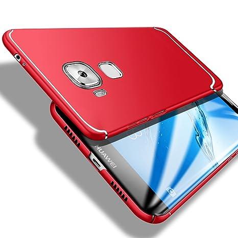 Huawei Nova Plus Funda, WindCase Ultrafina Ligera Anti-Arañazos Case Acabado Mate Plástico Duro Carcasa para Huawei Nova Plus / G9 Plus / Maimang 5 ...