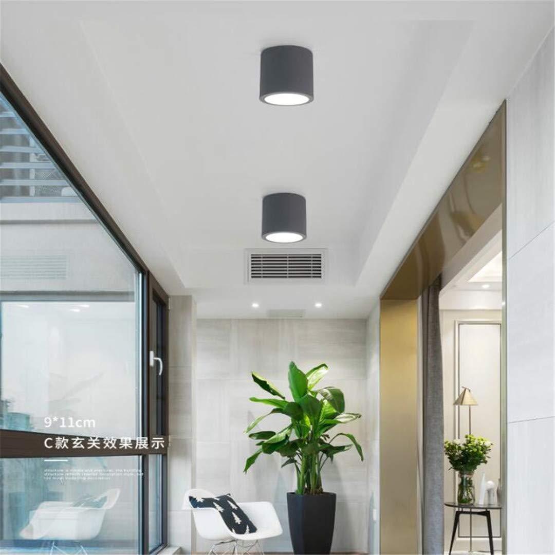 Amazon.com: ZM3 - Lámpara de techo, diseño de isleta nórdica ...