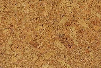 1 M Korkfussboden Zum Kleben Korkboden Struktur Grob Klebekork