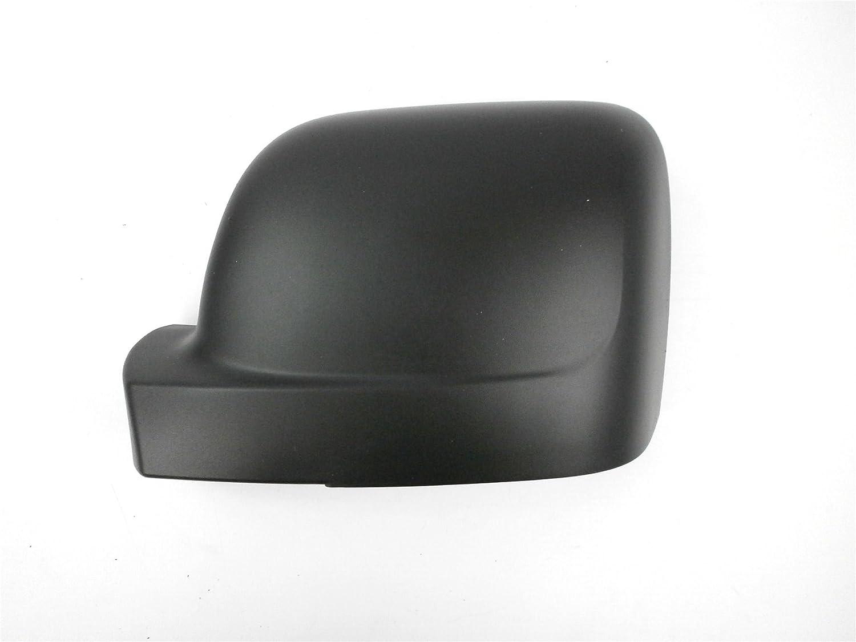 Trafic Van 8//2014 Black Wing Mirror Cover Cap Passenger Side N//S