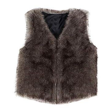 da239bd330ef Amazon.com   Toddler Kids Clothes Baby Girls Winter Warm Vests ...