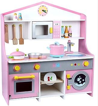 Aiya Niños Cocina Juguete niño Jugar Cocina PLAYSET para ...